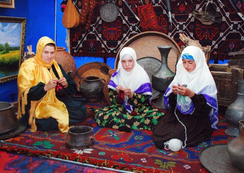В Дагестане пройдет мастер-класс по художественному вязанию