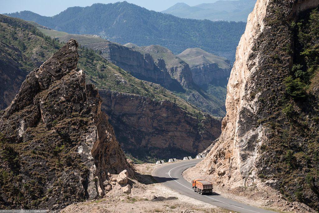Дагестан может получить 40 млрд рублей на развитие автодорог