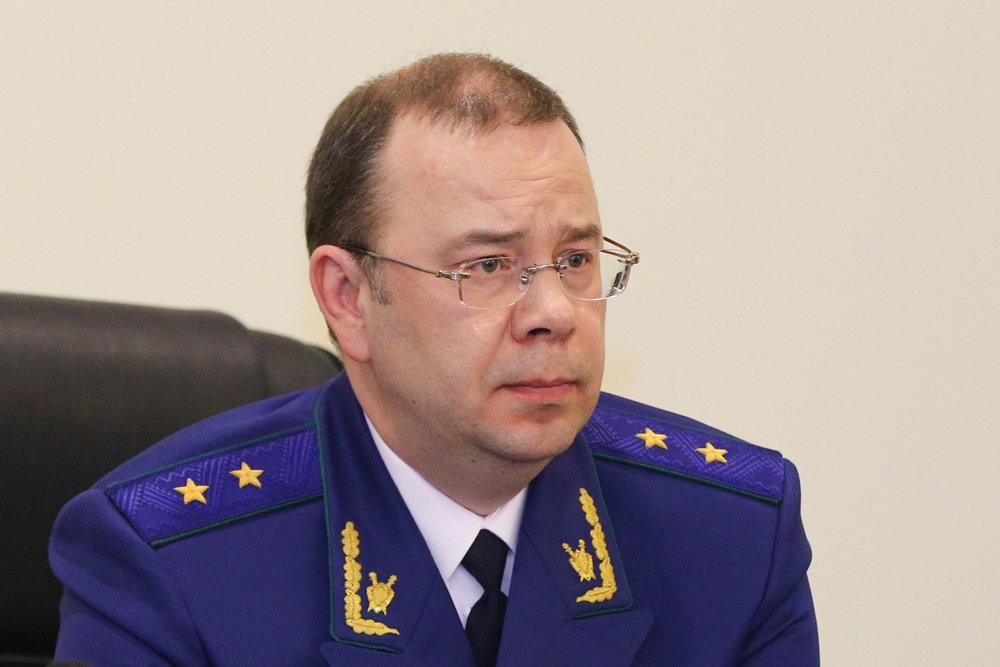 Прокурор Дагестана Денис Попов возвращается на работу в Москву