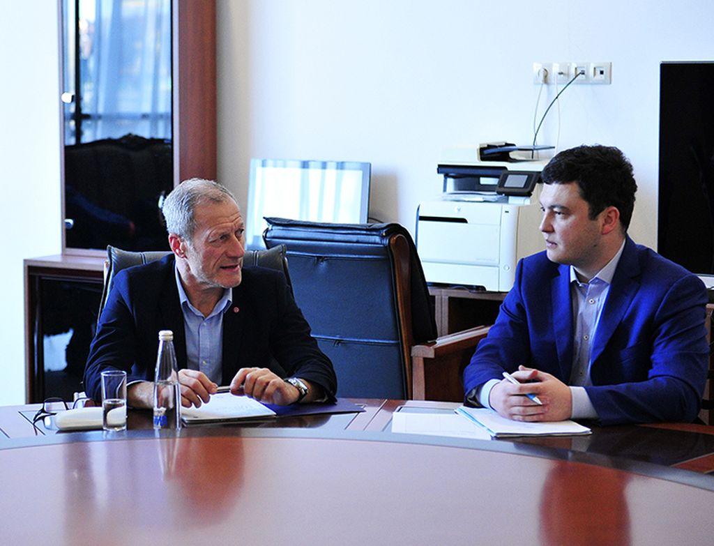 После инспекции в Дагестане и Чечне УЕФА может снять запрет на проведение матчей на Северном Кавказе
