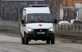 Один человек пострадал при взрыве газа в доме в Хасавюрте