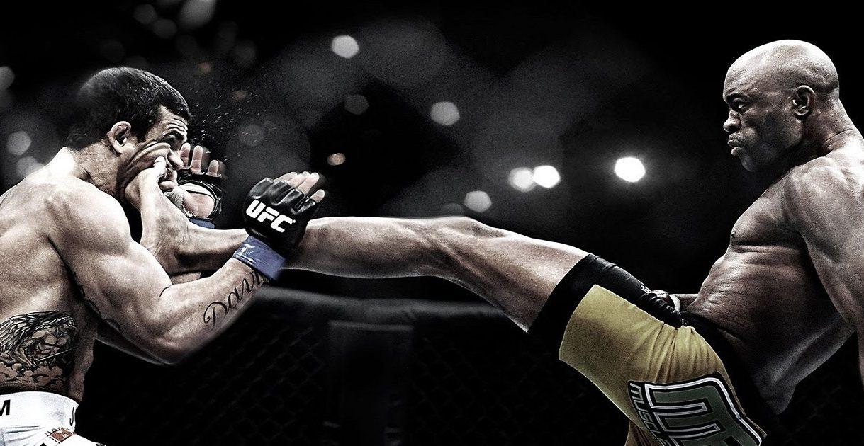 Тест: Кто вы из звезд UFC?
