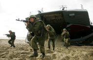 В Каспийске сформирован новый полк морской пехоты