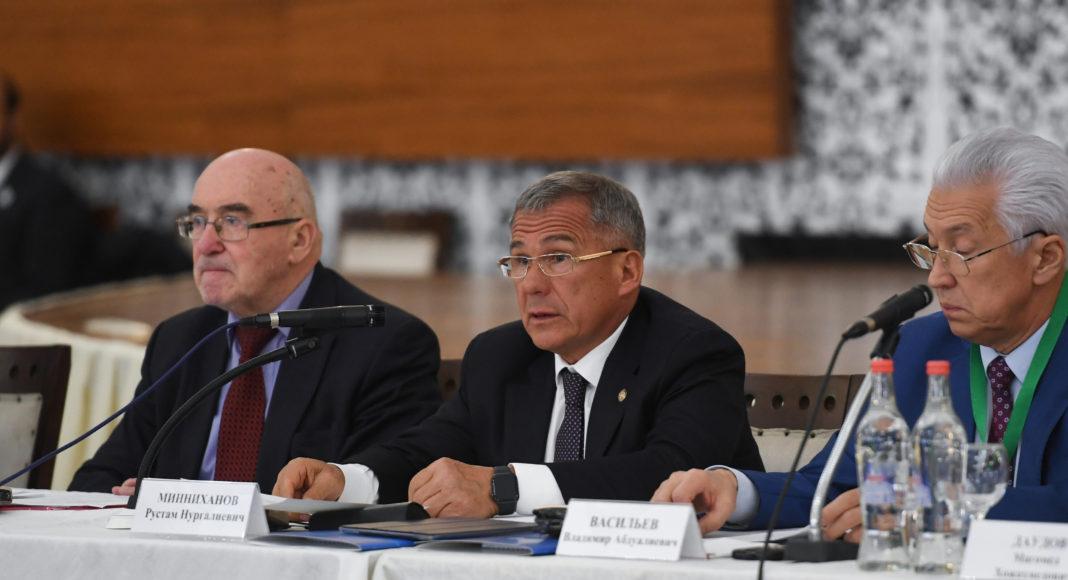 В Махачкале начал работу форум «Россия – исламский мир»