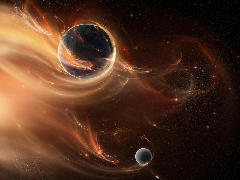 Пыль и стеклянные шарики: ученые смоделировали происхождение планет
