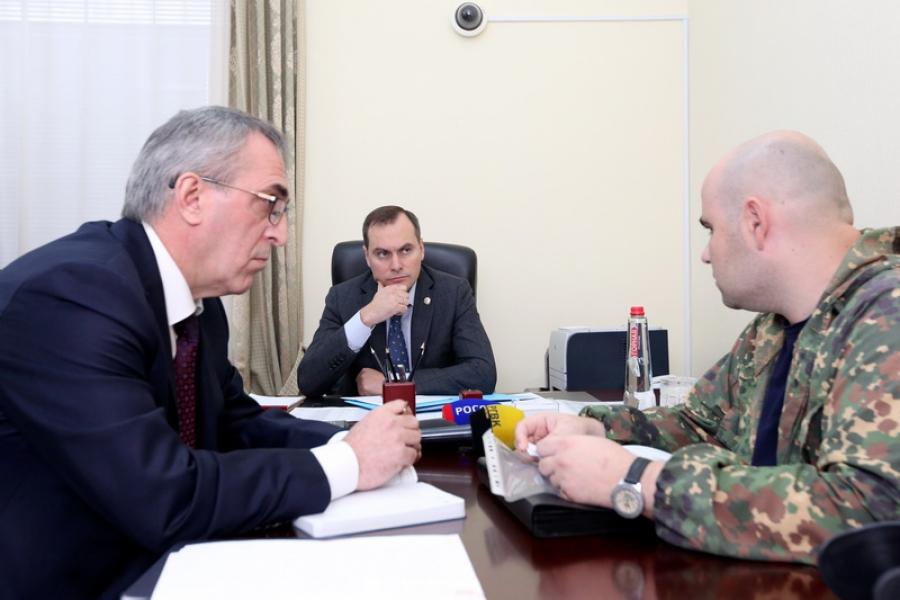 Артем Здунов помог оперативно решить проблемы заявителей