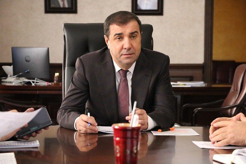 Глава Дербентского района Магомед Джелилов вернулся на работу