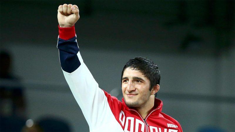 Дагестан - первый в мире по количеству золотых олимпийских наград по вольной борьбе