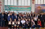 В Магарамкентском районе провели турнир по волейболу