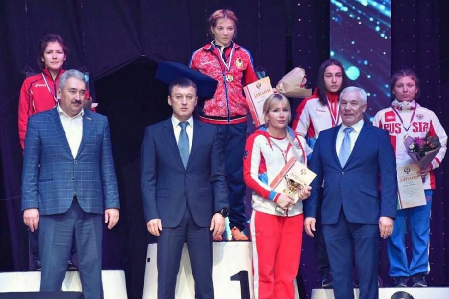 Милана Дадашева выиграла открытый Кубок России по борьбе