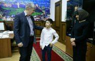 У мэра Дербента будет общественный помощник в возрасте 9 лет