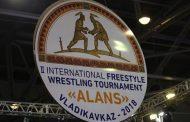 Трое дагестанских вольников выиграли Международный турнир «Аланы»