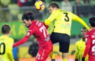 «Анжи» проиграл «Спартаку» в третий раз в сезоне
