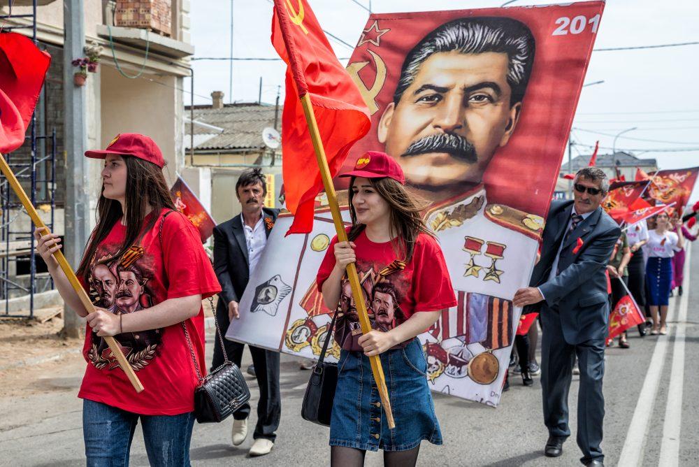 Пряничный Сталин. Семь мифов о «добром вожде»