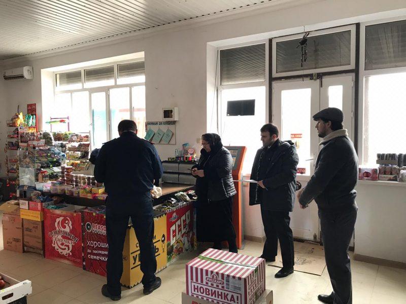 В Карабудахкентском районе прошли рейды по взысканию налоговых задолженностей