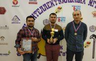 Команда из Махачкалы победила в международном турнире «Что? Где? Когда?»