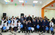 В Бабаюртовской зоне отгонного животноводства открылась новая школа