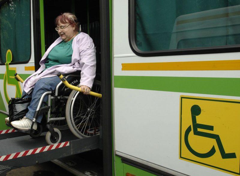 В Дагестане транспортные объекты адаптированы для удобства инвалидов