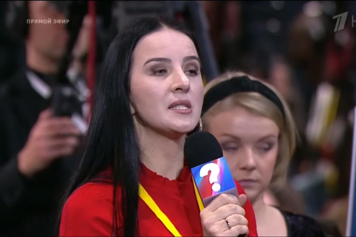 Елена Еськина: Для меня, как для матери, тема детей очень важна