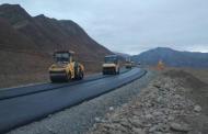 Ремонт дороги в Лакском районе планируется завершить в 2019 году