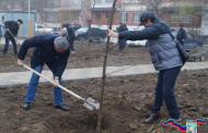 Кизилюрт подключился к акции«Зеленые километры»