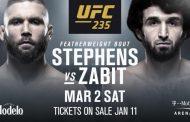 Забит Магомедшарипов следующий бой в UFC проведет 3 марта