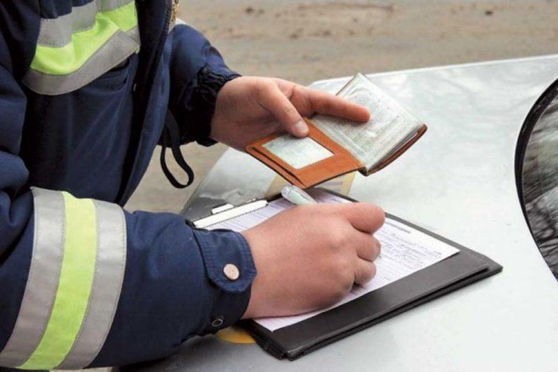 Штрафы за нарушения ПДД будут направлять в дорожный фонд