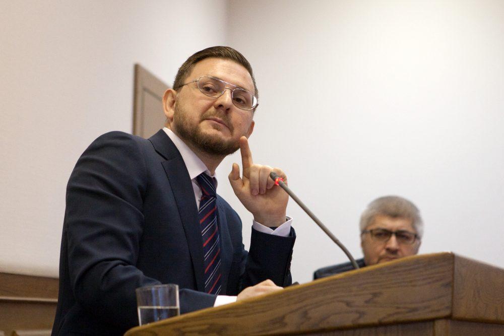 Салман Дадаев прокомментировал послание Владимира Васильева