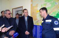 Артем Здунов проверил работу скорой помощи в праздничные дни