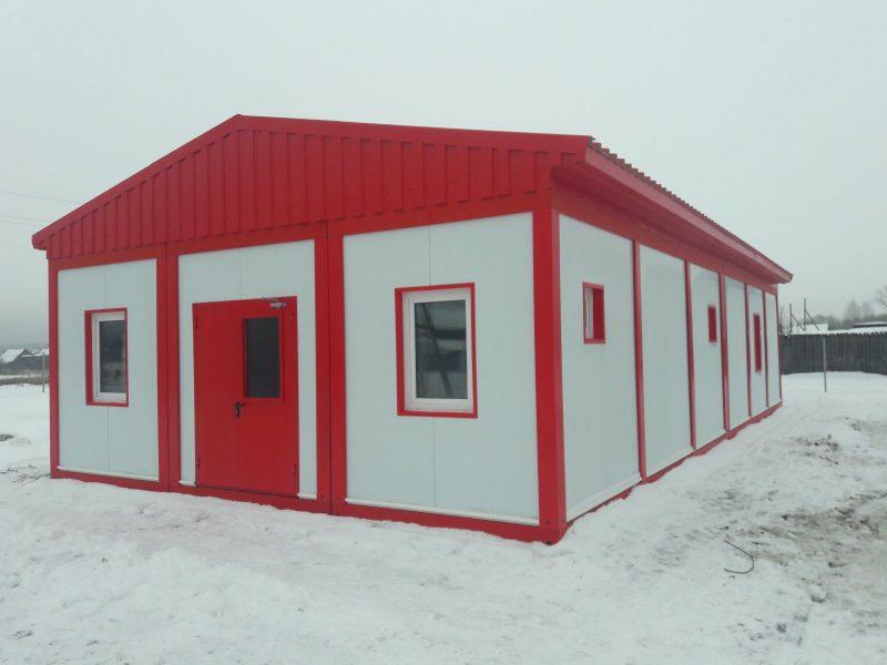 В Дагестане построят 14 модульных фельдшерско-акушерских пунктов