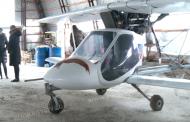 Дагестанский конструктор собрал самолет по собственным технологиям