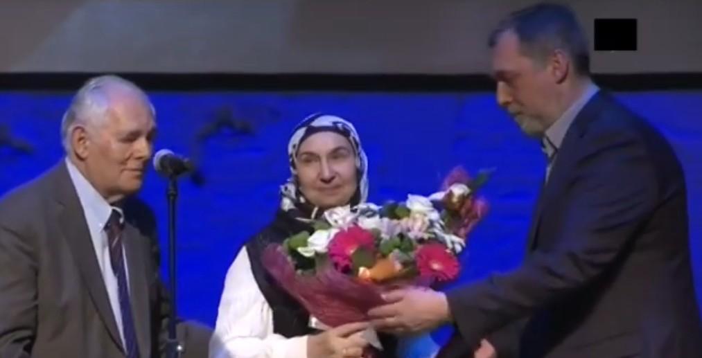 Дагестанка стала лауреатом премии Высоцкого «Своя колея»