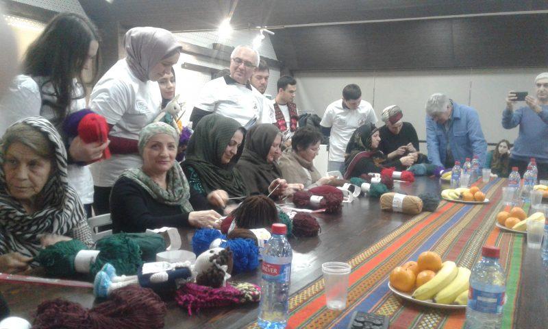 В Махачкале заработал проект «Бабушкин сундук»