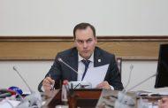 Артем Здунов обсудил реализацию ТОСЭР «Дагестанские Огни»