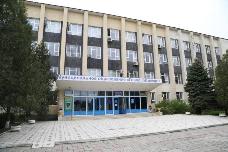 Новоизбранный мэр Кизилюрта приступил к работе