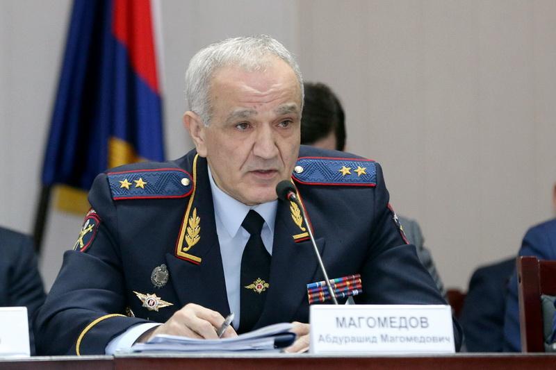 Глава МВД Дагестана: «Приходится принимать непопулярные меры, чтобы сохранить жизни»