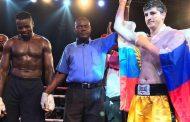 Расул Дибиров защитил титулы чемпиона мира по версиям WBF и WBL