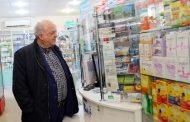 Анатолий Карибов проверил работу аптек и медучреждений в праздничные дни