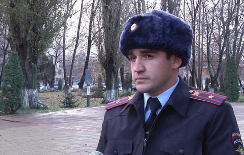 Полицейский из Дагестана спас женщину от разбойного нападения в Железноводске