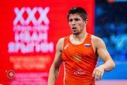 Магомедрасул Газимагомедов проиграл в стартовой схватке на чемпионате Европы