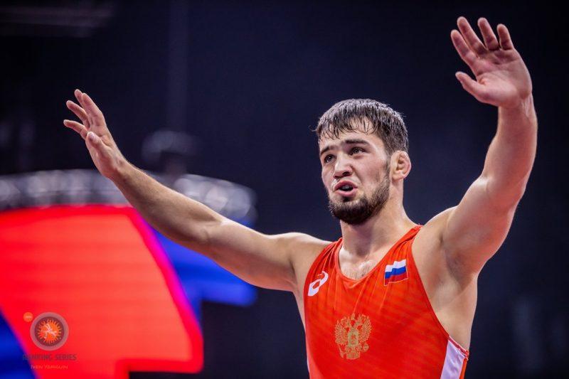 Два дагестанских борца выиграли Гран-при «Иван Ярыгин»