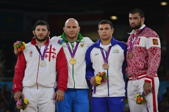 МОК присудил Билялу Махову золото Олимпиады-2012
