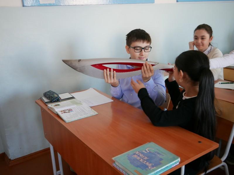 В Дагестане проходят Уроки Универсиады