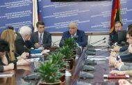 Коллективу ТФОМС Дагестана представлен новый директор