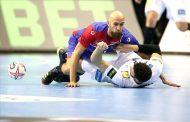 Дибиров сыграл против чемпионов мира, избежав дисквалификации