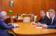 Владимир Васильев обсудил исполнение поручений президента России