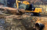 В Гумбетовском районе ремонтируют дорогу Мехельта – Шабдух – Ичичали
