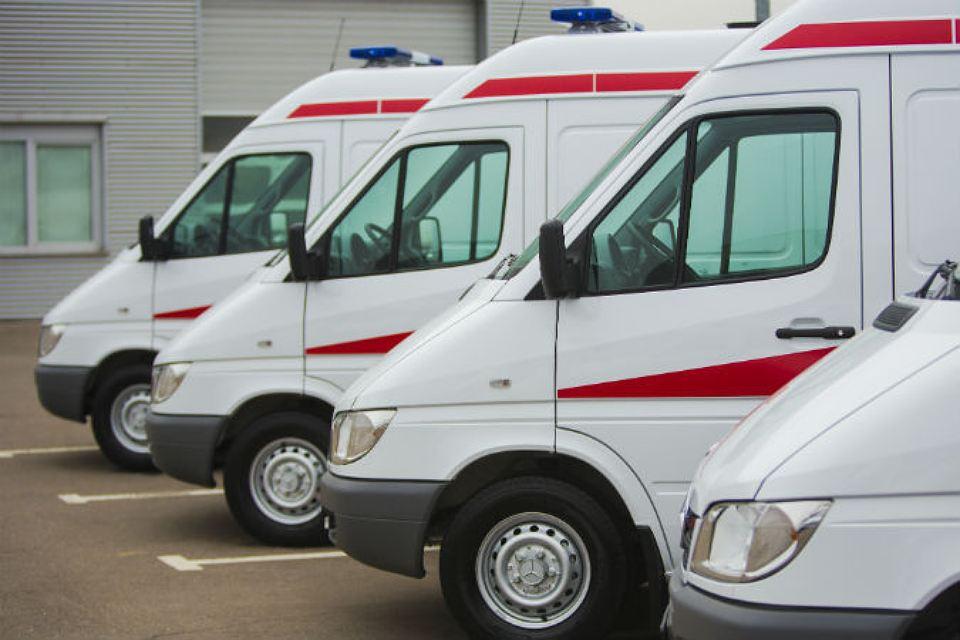 Автопарк скорой помощи в Дагестане обновится на 70 машин