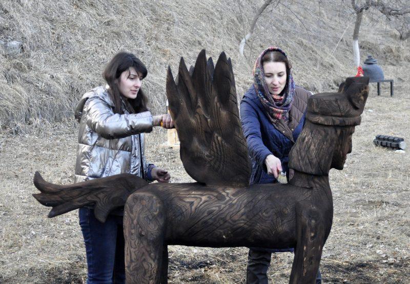 Фонд Потанина признал проект «Царская поляна. Арт-Гуниб» одним из лучших