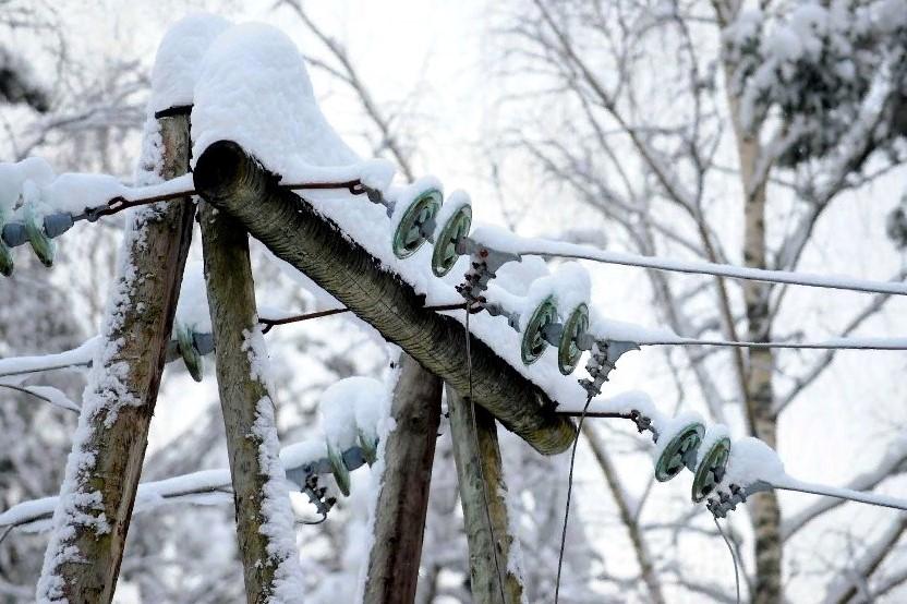 В Дагестане обесточены 38 населенных пунктов